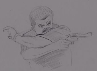 I'm Ron F*ckin' Swanson by dIstaIned-lumInosIty