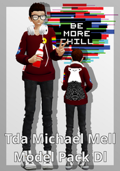 [MMD | BMC] Tda NEW Michael Mell Model Dl - UPDATE by EllaisaLoser