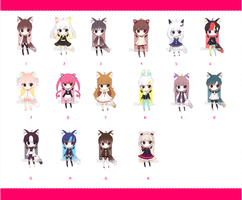 #16 | Cheap set price adopts | CLOSED by khatto-adopts