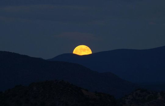 Thunder Moon Rising by polymorphing