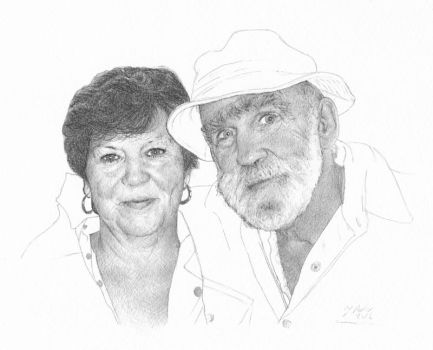 NancyParents by pixeleiderdown