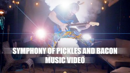 Symphony of Pickles and Bacon by deadlanceSteamworks