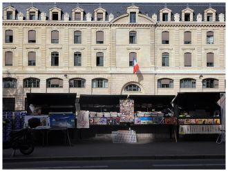 Parisian Street - Another View by spin