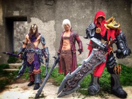 Leon Chiro Cosplay Art and M.E.G Cosplay -Istanbul by LeonChiroCosplayArt