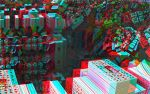 Organized Confusion Anaglyph by skyzyk
