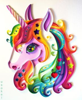 Unicorn by UsoKei