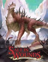 Salt in Wounds Player Guide Cover by jeffchendesigns