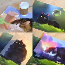 print samples! by Apofiss