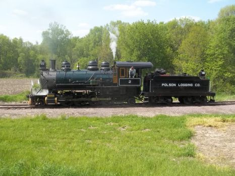Engine Number 2 on Break-in Run by PRR8157