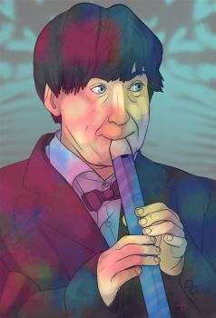 Second Doctor by MinorDiscrepancy
