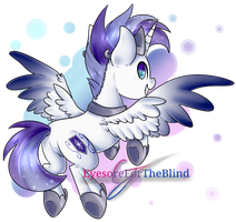 Prince Snow Dust Chibi by EyesoreForTheBlind