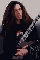 Marty Friedman by ARandomUserl-l