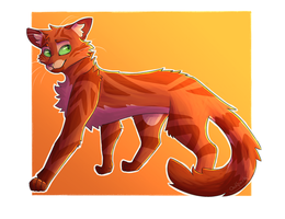 Firestar by Owlsparky