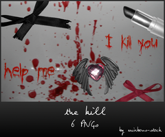 the kill - transparent png by rainbows-stock