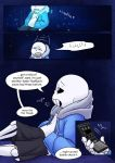 .: SwapOut : UT Comic [3-20] :. by ZKCats