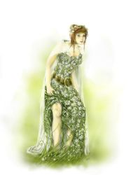 The Young Maiden by Ionus