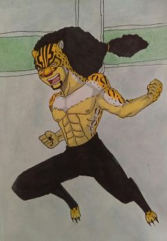 Rob Lucci by Swift42