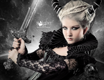 Hail to the Queen_ Focal by CrisestepArt