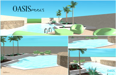 Oasis - 3rd Project by rainieday91