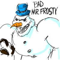 Bad Mr. Frosty Quickie by DoodleDowd