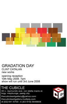 GRADATION DAY by clintworm
