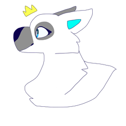 I got obsessed with the crown idea lol by cutewolf360