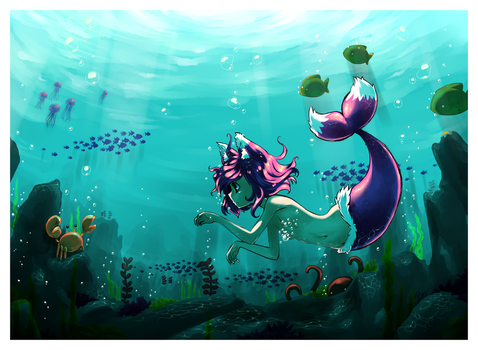 Under the Sea by Parororo