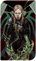 Linden Lavellan - The Judgement by HeathWind