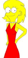 Mature Lisa Simpson by pjcb12
