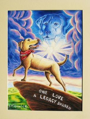 ONE LOVE- A Legacy Shared by phoenixfirestorm
