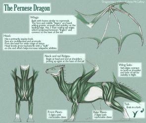 The Pernese Dragon by KaiserFlames