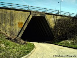 Tunnel by Mitch-94