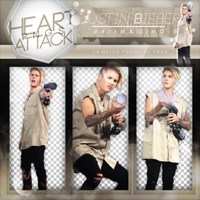 +Justin Bieber|Pack Png by Heart-Attack-Png