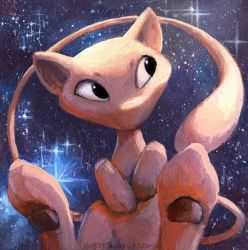 Mew ? by kenket