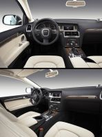 Audi Q7 Interior by MUCK-ONE