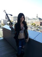 Daryl Dixon by MsPepperPotts