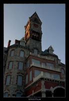 Silent Clock Tower by MrMotts