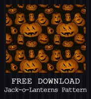 FREE DOWNLOAD - Jack-o-Lanterns by PointyHat