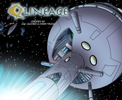 Lineage Issue 3 Page 2 by ChrisTsuda