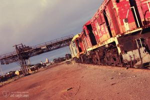 Train 44 by TanyaMarieReeves