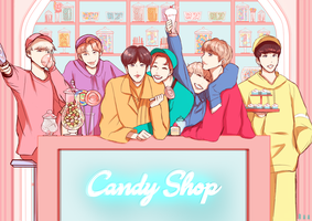 Welcome to the Candy Shop by Cosmicpens
