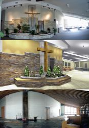 Church Feature Wall by crag-dolomite