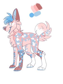 Adoptable!! OPEN by PixelWolves