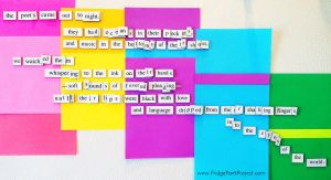 The Daily Magnet #150 by FridgePoetProject