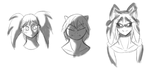 Faces practice 2 by MetaDoodles