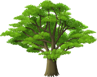 Tree by LasriaOnline