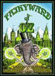 Fairywand of Oz cover colored by SaintAlbans