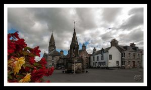 Royal Burgh of Falkland by SnapperRod