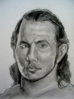 Matt Hardy by VinceArt