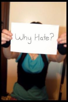 Why Hate? by entrap-the-bliss